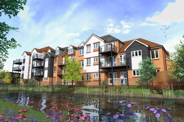 Thumbnail Flat for sale in South Street, Bishop's Stortford