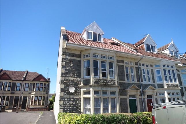 Thumbnail Flat to rent in Oldbury Court Road, Fishponds, Bristol
