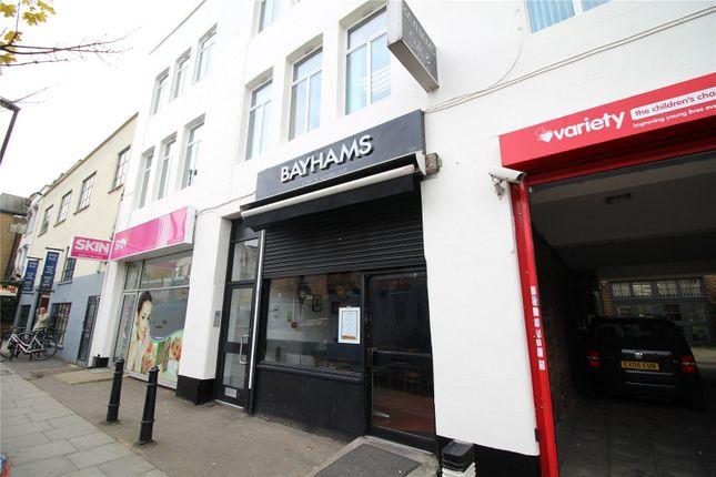 Thumbnail Restaurant/cafe for sale in Bayham Street, London