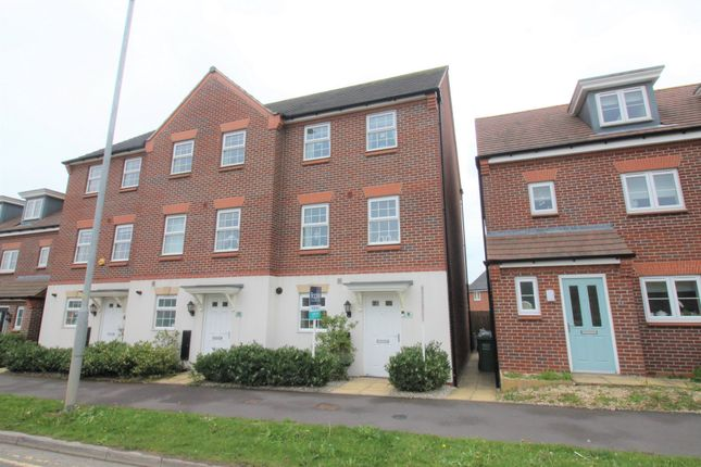3 bed terraced house for sale in Silverwoods Way, Kidderminster DY11