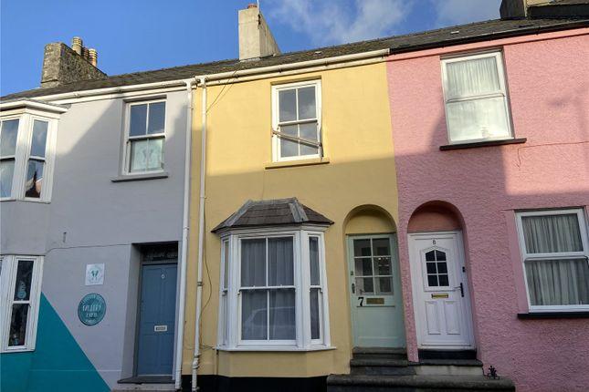 2 bed terraced house to rent in Hamilton Terrace, Pembroke, Pembrokeshire SA71