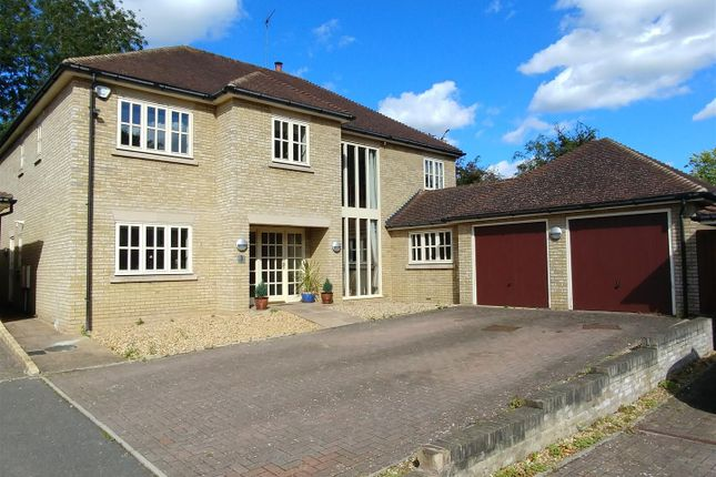Thumbnail Detached house for sale in Linden Gardens, Orton Northgate, Peterborough