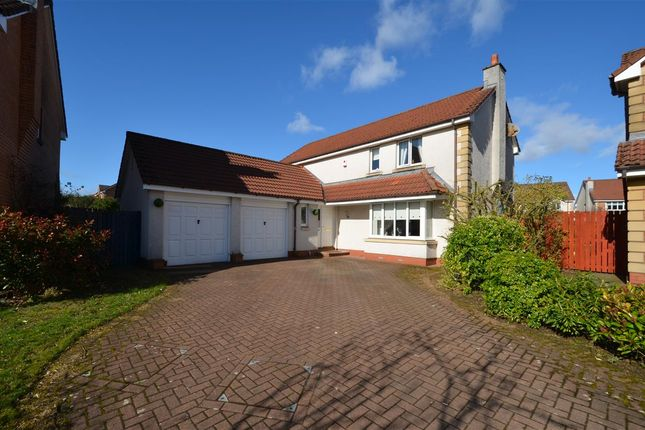 Thumbnail Detached house for sale in Alloway Wynd, Larbert