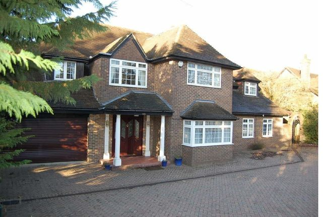 Thumbnail Detached house for sale in Old Bedford Road, Luton, Bedfordshire