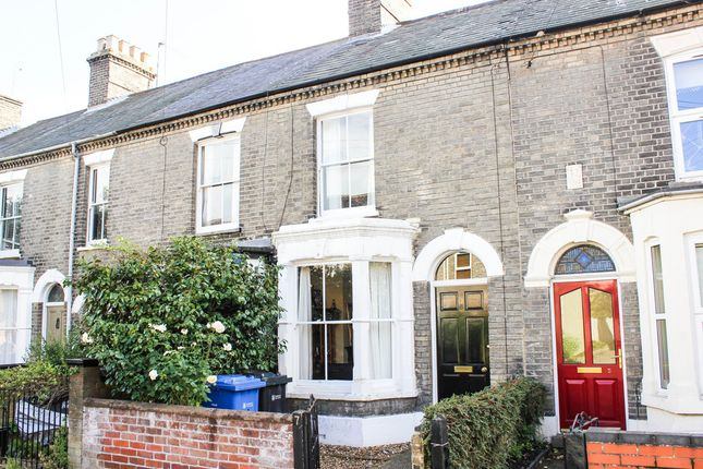 Thumbnail Terraced house for sale in Gloucester Street, Norwich