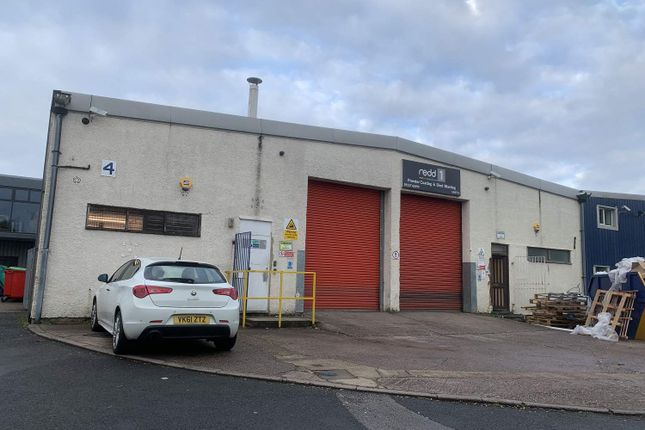 Thumbnail Warehouse for sale in Brook Street, Redditch