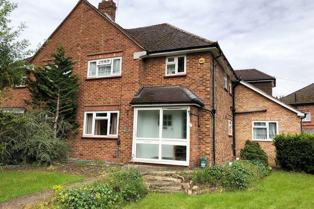 Thumbnail Semi-detached house to rent in Spring Rise Egham, Egham, Egham
