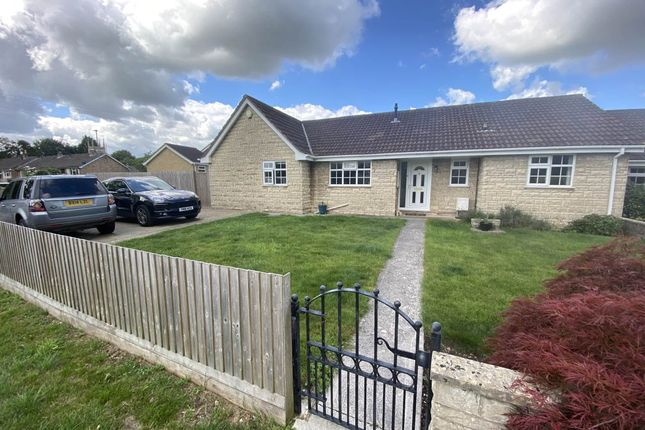 Thumbnail Semi-detached bungalow to rent in Somerset Folly, Timsbury, Nr Bath