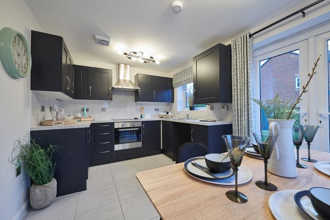 """3 bedroom semi-detached house for sale in """"Galway"""" at Holbeck Avenue, Burnley"""