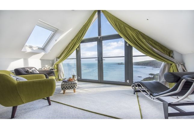 Thumbnail Detached house for sale in Polkirt Hill, Mevagissey