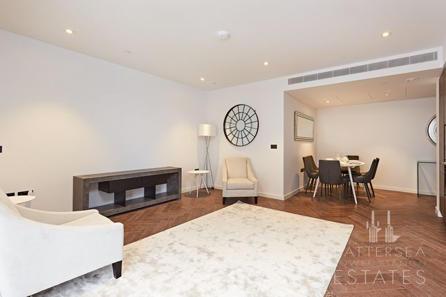 2 bed flat to rent in Circus Road West, Battersea Power Station, London
