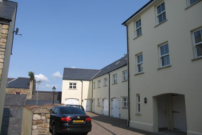 Town house for sale in Market Street, Haverfordwest