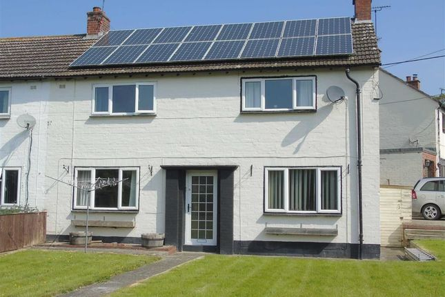 Thumbnail Semi-detached house for sale in 31, Pentre Gwyn, Trewern, Welshpool, Powys