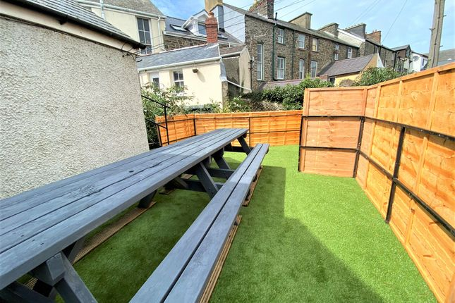 Thumbnail End terrace house to rent in Mill Street, Aberystwyth
