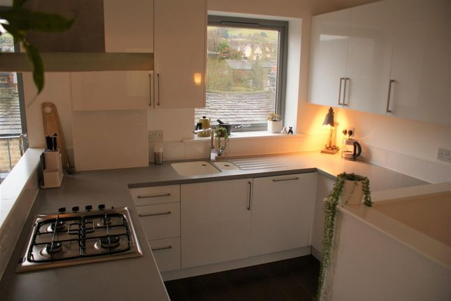 Fitted Kitchen of High Lock Court, Hawksclough, Hebden Bridge HX7