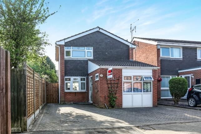 Thumbnail Detached house for sale in Tom Ward Close, Binley, Coventry, West Midlands