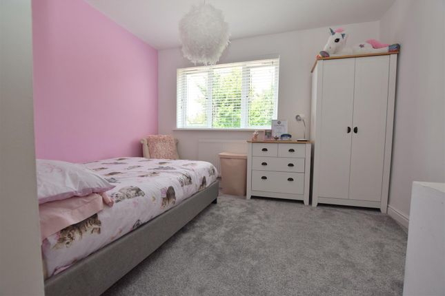 Bedroom Three of Kingfisher Close, Mickleover, Derby DE3