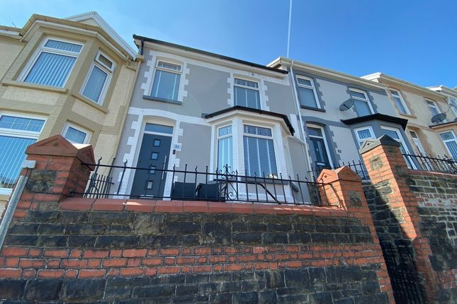 Thumbnail Terraced house for sale in Berw Road Tonypandy -, Tonypandy