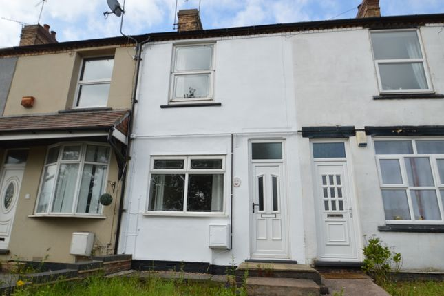 2 bed terraced house to rent in Rawnsley Rd, Hednesford Cannock WS12