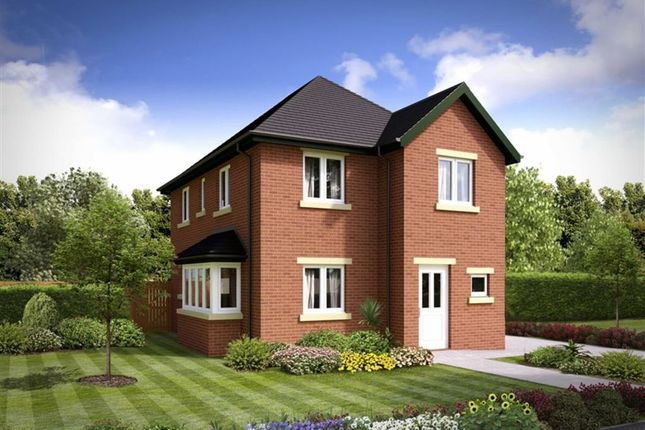 Thumbnail Detached house for sale in The Ascot - Plot 40, Barrow-In-Furness, Cumbria