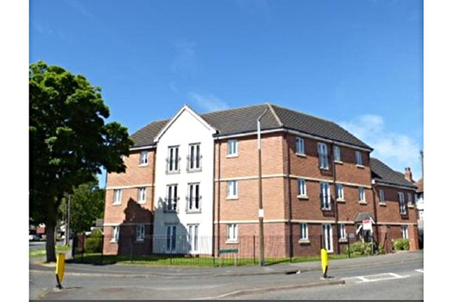 Thumbnail Flat for sale in Broadway, Oldbury