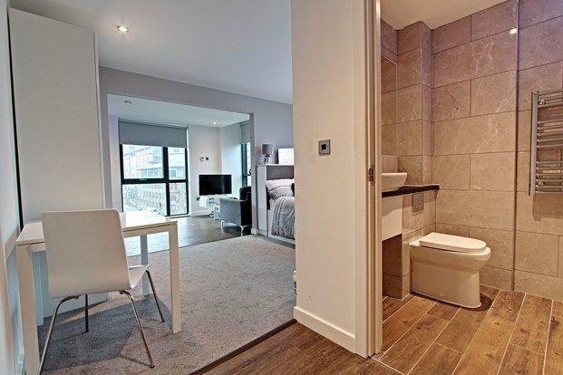 Thumbnail Flat to rent in Hodgson Street, 7Wq