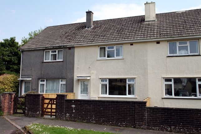 2 bed terraced house to rent in Tamar Avenue, Tavistock