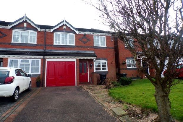 Thumbnail Semi-detached house to rent in St. Marks Road, Dudley