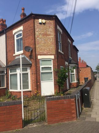 Thumbnail End terrace house to rent in St Saviours, Birmingham