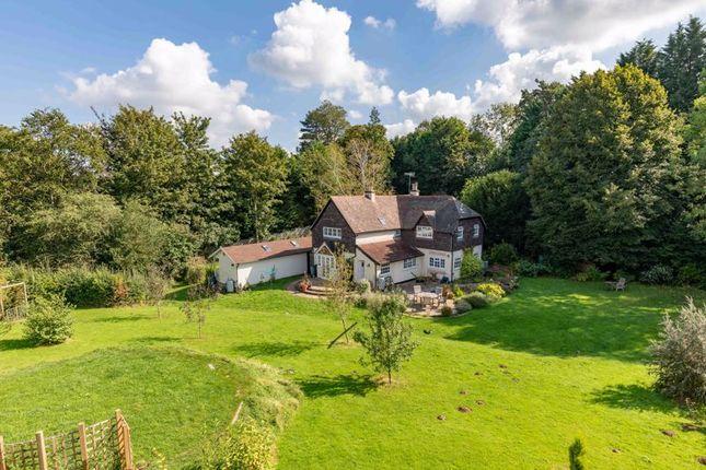 Thumbnail Detached house for sale in Moor Lane, Dormansland, Surrey