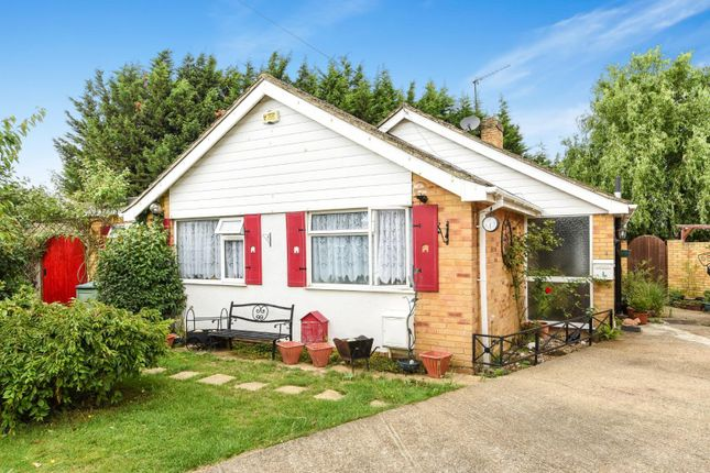 Thumbnail Detached bungalow for sale in Trewenna Drive, Chessington
