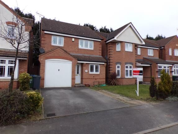 Thumbnail Detached house for sale in Aster Way, Walsall, West Midlands