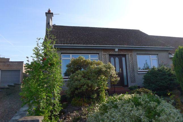 Thumbnail Bungalow to rent in 21 Kilmaron Crescent, Cupar