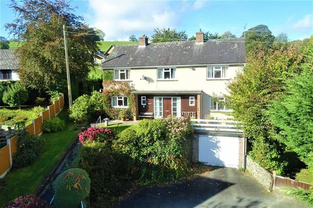 Thumbnail Detached house for sale in Penymaes, Bachie Road, Llanfyllin, Powys