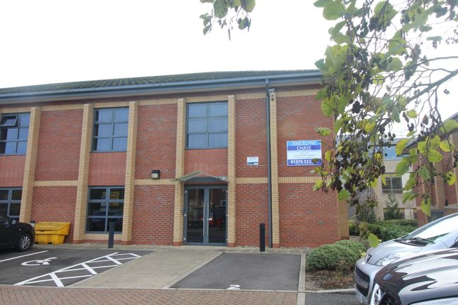Thumbnail Office to let in Freeport Office Village, Century Drive, Braintree