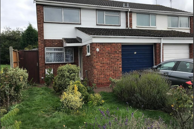 Thumbnail Semi-detached house to rent in Seneschal Road, Cheylesmore, Coventry