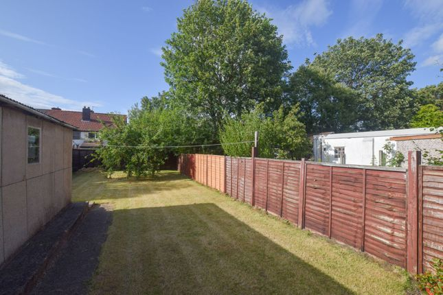 Rear Garden of Fishers Lane, Pensby, Wirral CH61