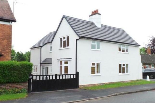 Thumbnail Detached house for sale in Hill Village Road, Sutton Coldfield