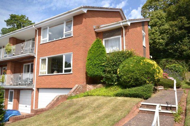 Front Elevation of Little Knowle Court, 32 Little Knowle, Budleigh Salterton, Devon EX9