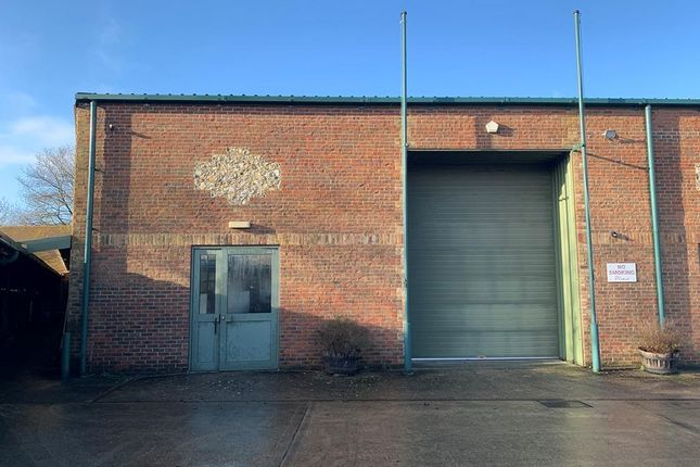 Thumbnail Warehouse to let in Soake Farm, Soake Road, Waterlooville, Hampshire