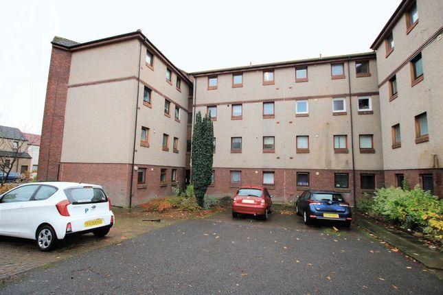 Car Parking of Clepington Court, Dundee DD3