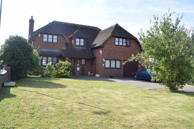 Thumbnail Detached house for sale in Pound Lane, Laindon, Basildon, Essex