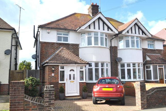 Front Elevation of Astaire Avenue, Eastbourne BN22