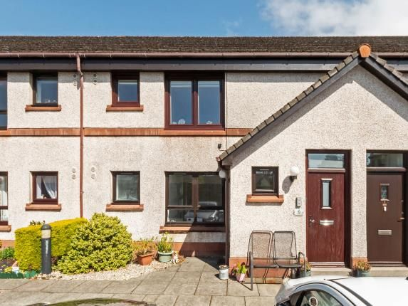 Thumbnail Flat for sale in Warren Park Mews, Largs, North Ayrshire, .