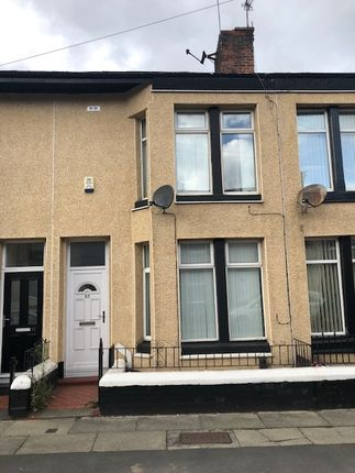 Thumbnail Terraced house to rent in Cowper Street, Bootle Liverpool