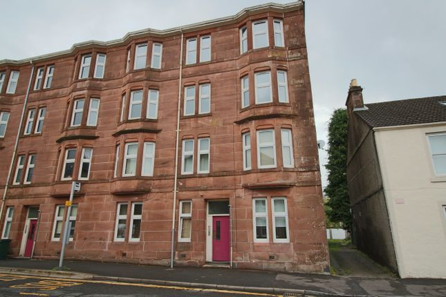 Thumbnail Flat for sale in James Street, Helensburgh
