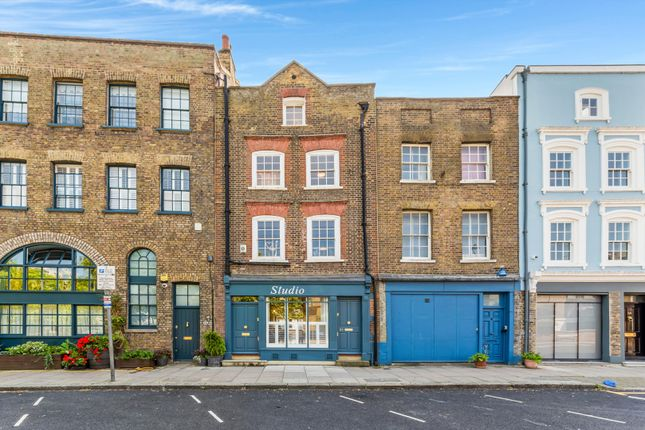 Thumbnail Terraced house for sale in Narrow Street, London