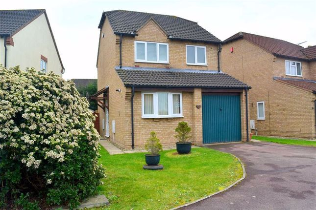 Thumbnail Detached house for sale in Hillcot Close, Quedgeley, Gloucester