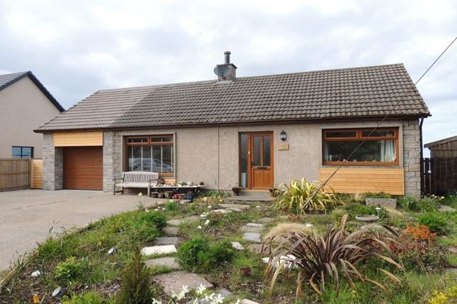 Thumbnail Detached house for sale in Firth View Cummingston, Burghead, Elgin