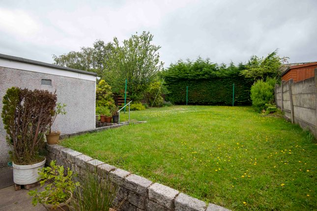 Rear Gardens of Dunedin Drive, Hairmyres, East Kilbride G75